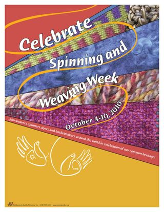 Spin-weave-week-poster